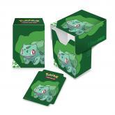 E-15537 DECK BOX POKEMON BULBASAUR