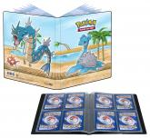 E-15724 SEASIDE - 4-POCKET PORTFOLIO FOR POKEMON