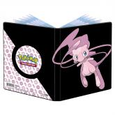 E-15749 MEW - 4-POCKET PORTFOLIO FOR POKEMON