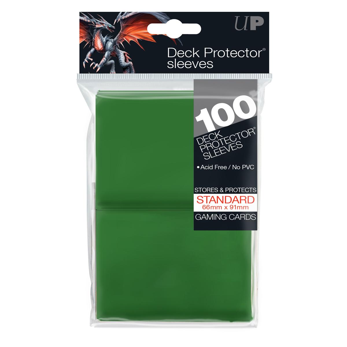 E-82693100PZ GREEN STANDARD DECK PROTECTORS