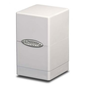 E-84172 SATIN TOWER WHITE DECK BOX