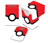 E-85121 DECK BOX POKEMON POKE BALL