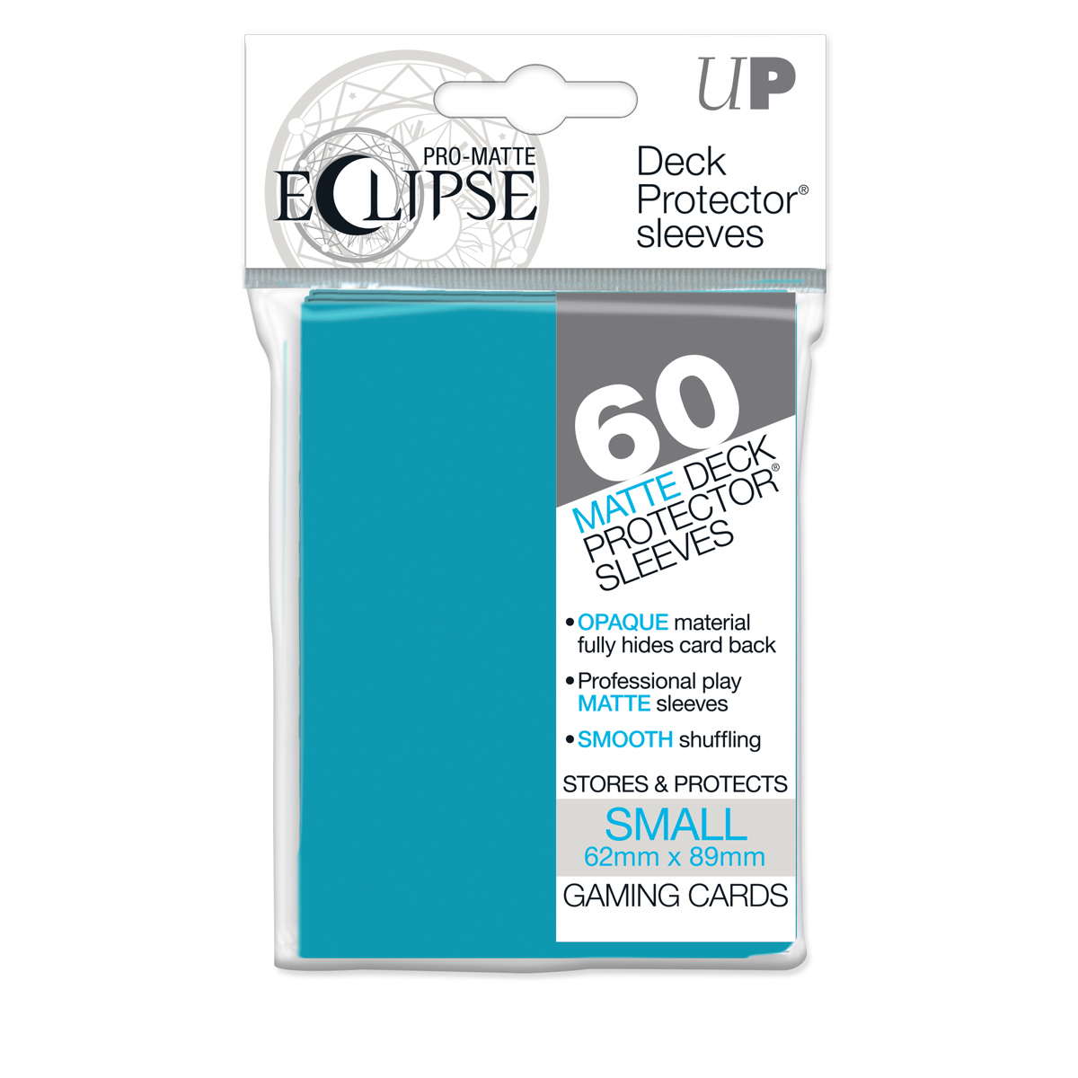 E-85829	ECLIPSE MATTE SMALL SLEEVES - SKY BLUE