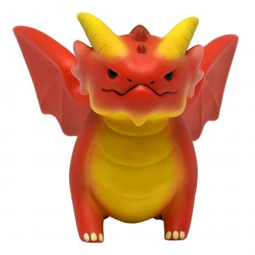 E-86990	FIGURINES OF ADORABLE POWER: DUNGEONS & DRAGONS RED DRAGON