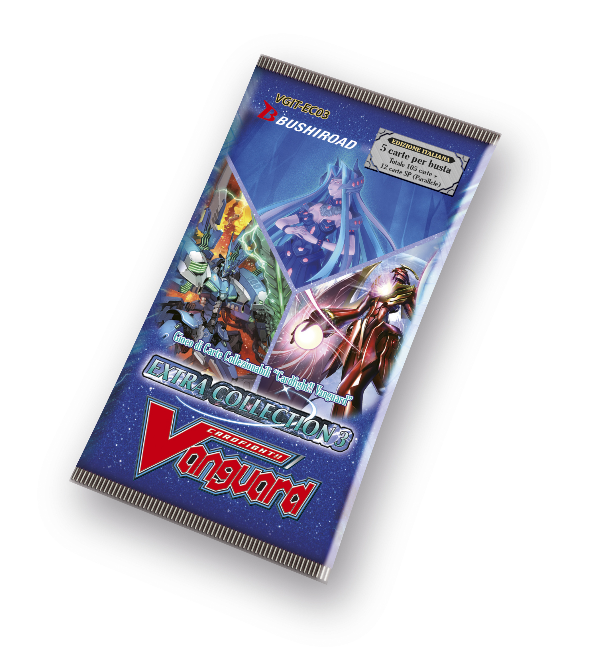 VGIT-EC03 VANGUARD - EXTRA COLLECTION 3 - BOX 30 BUSTE