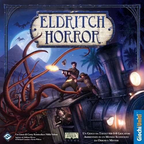 ELDRITCH HORROR - NUOVA RISTAMPA