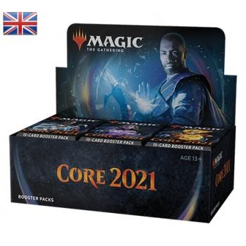 M21 CORE SET - BOX 36 BUSTE PER DRAFT - INGLESE