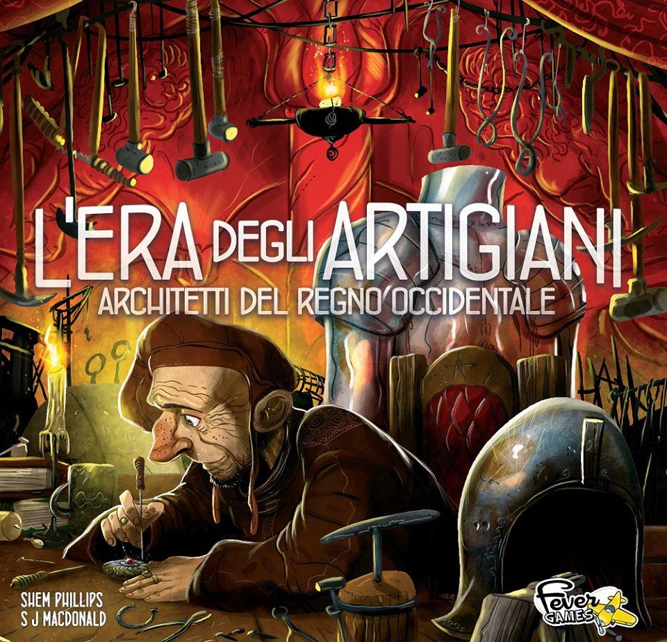 ARCHITETTI DEL REGNO OCCIDENTALE - L'ERA DEGLI ARTIGIANI - ESPANSIONE