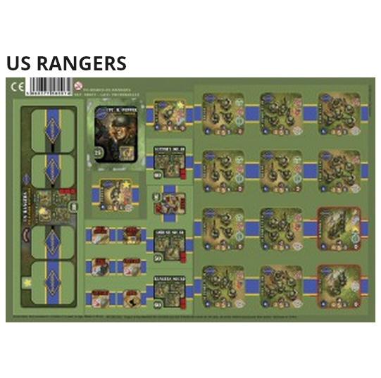 HEROES OF NORMANDIE - ESPANSIONE US RANGERS