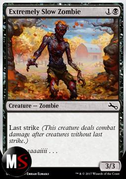 EXTREMELY SLOW ZOMBIE (VERSIONE 2)