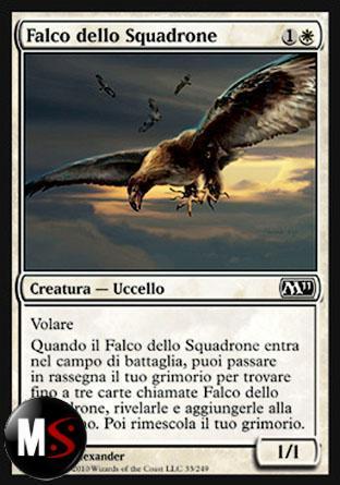 FALCO DELLO SQUADRONE - FOIL