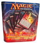 FIRE & LIGHTNING - PREMIUM DECK SERIES MAZZO