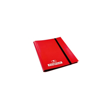 FLEXXFOLIO 4 TASCHE (PRO BINDER) RED