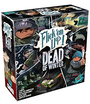 FLICK THEM UP - DEAD OF WINTER