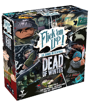 FLICK 'EM UP: DEAD OF WINTER - ITALIANO