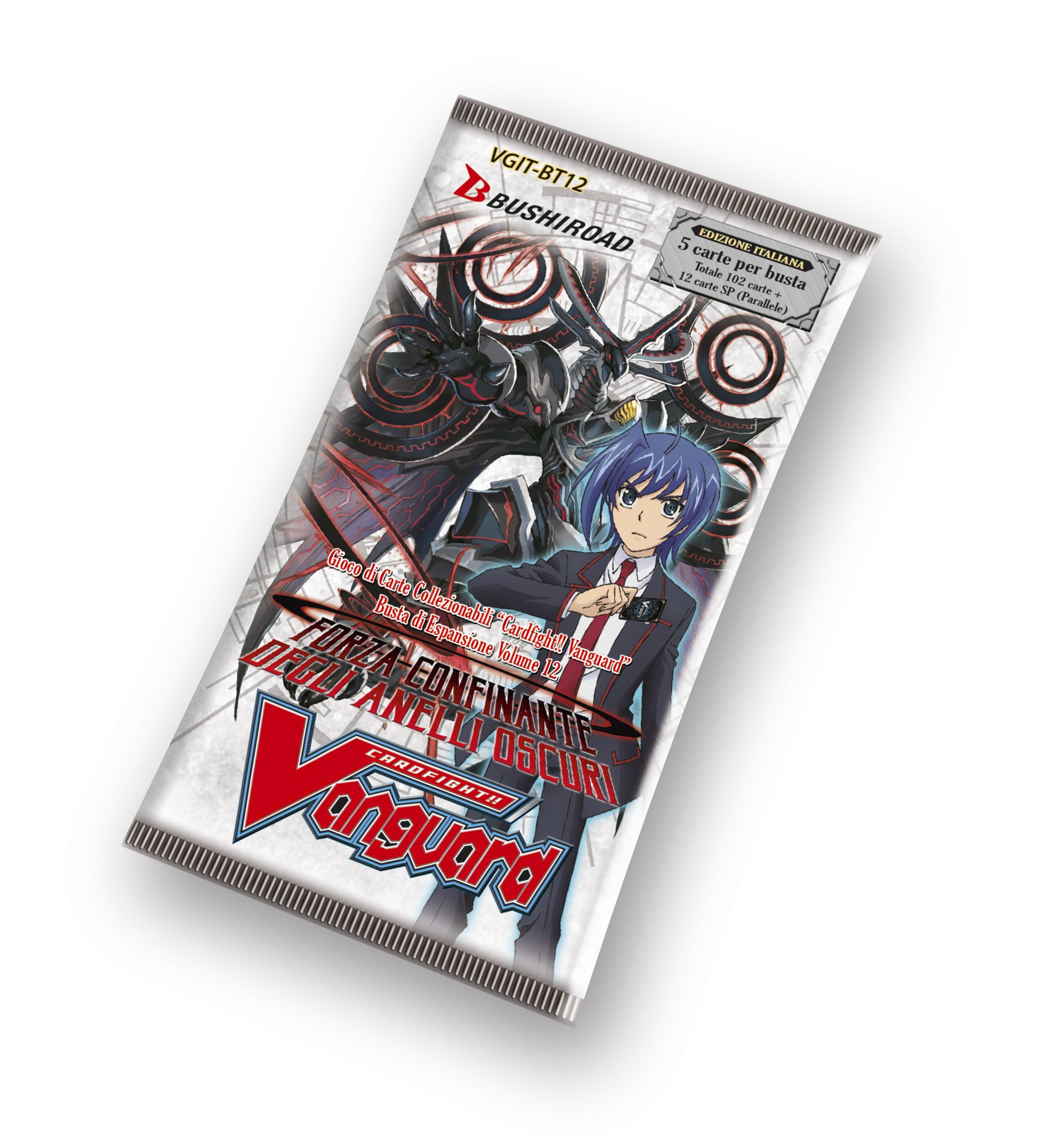 OLTRE I LIMITI box da 30 buste Vanguard Set 06 Cardfight!
