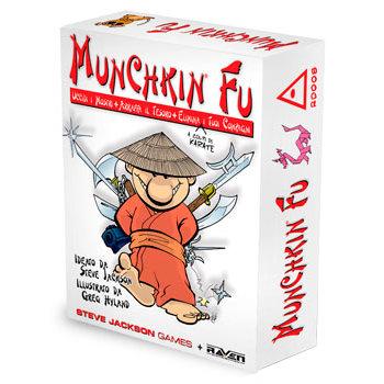 MUNCHKIN FU - ITALIANO