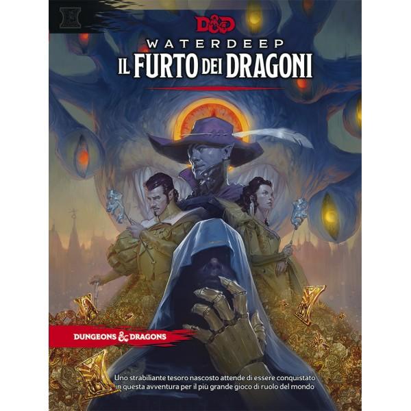 DUNGEONS & DRAGONS 5A EDIZIONE - IL FURTO DEI DRAGONI