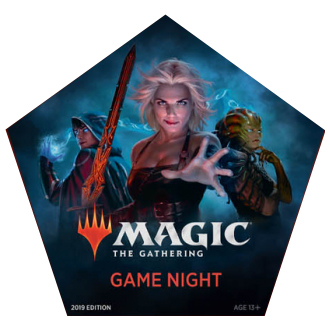 MAGIC THE GATHERING - GAME NIGHT 2019