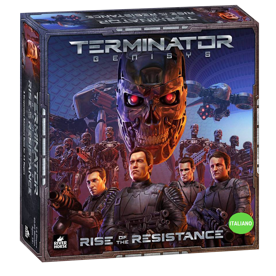 TERMINATOR GENISYS: RISE OF RESISTANCE - ITALIANO