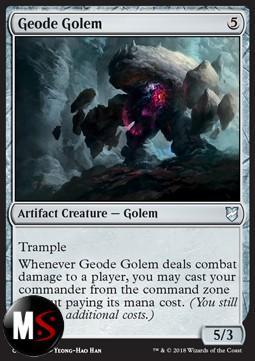 GOLEM DEL GEODE