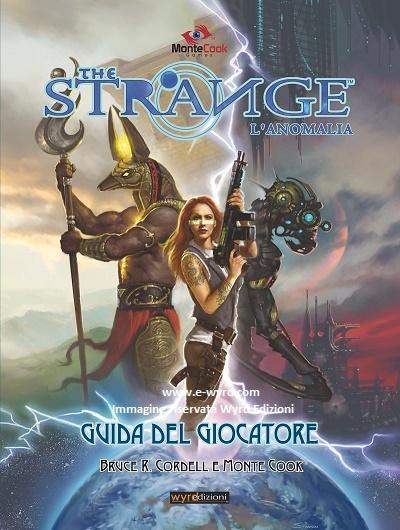 THE STRANGE: L'ANOMALIA - GUIDA DEL GIOCATORE