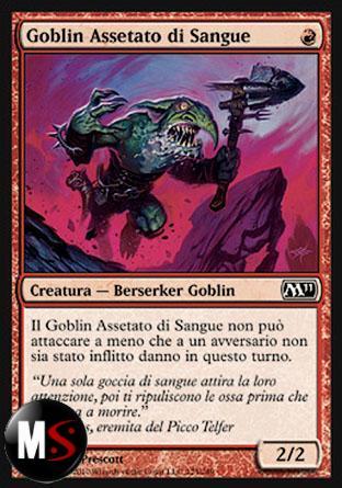 GOBLIN ASSETATO DI SANGUE