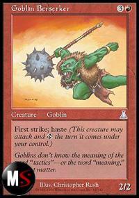GOBLIN BERSERK