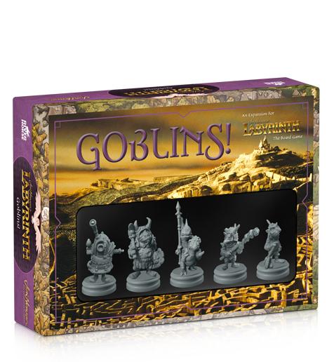 LABYRINTH: GOBLINS - ITALIANO