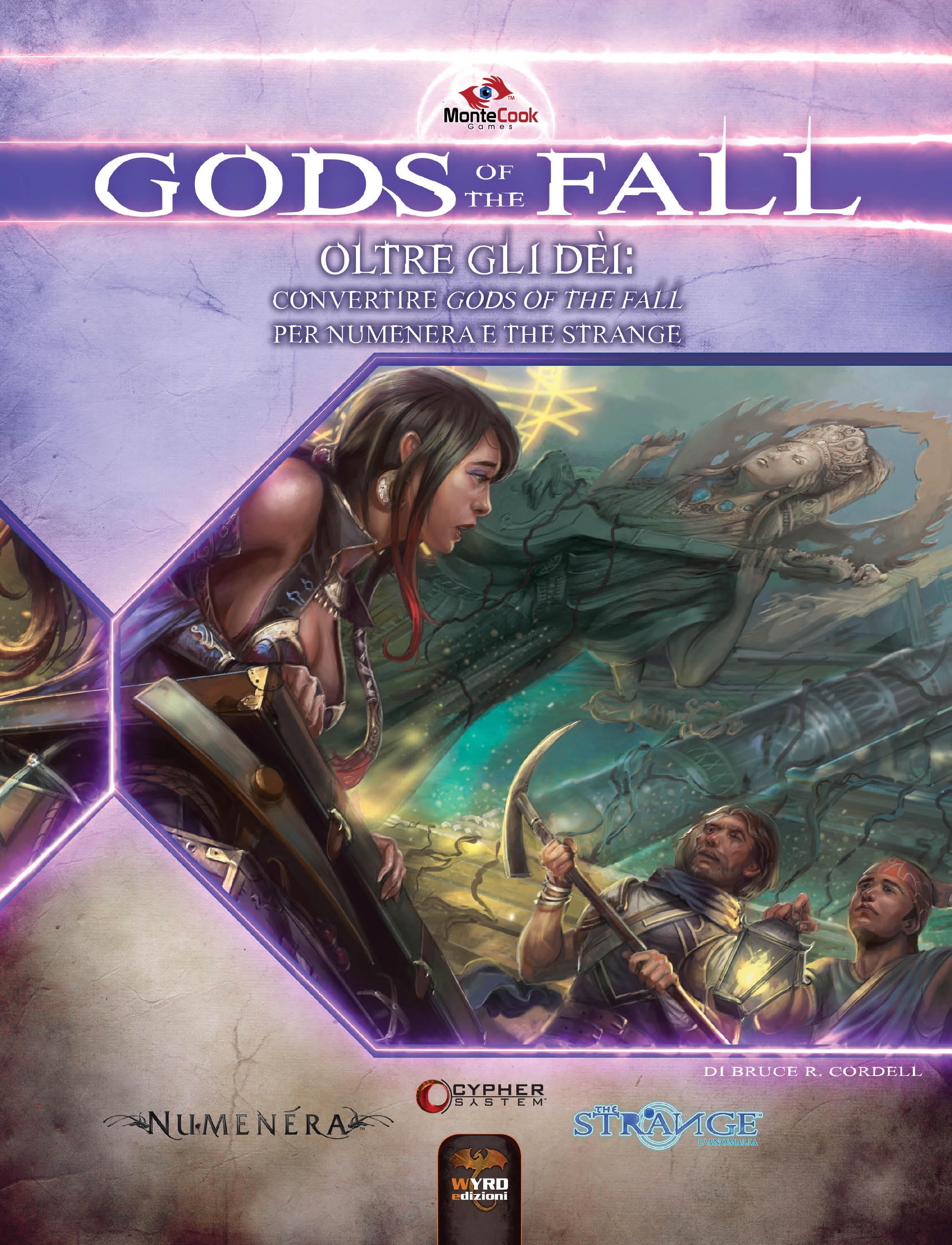 GODS OF THE FALL - GLIMMER 11: OLTRE GLI DEI