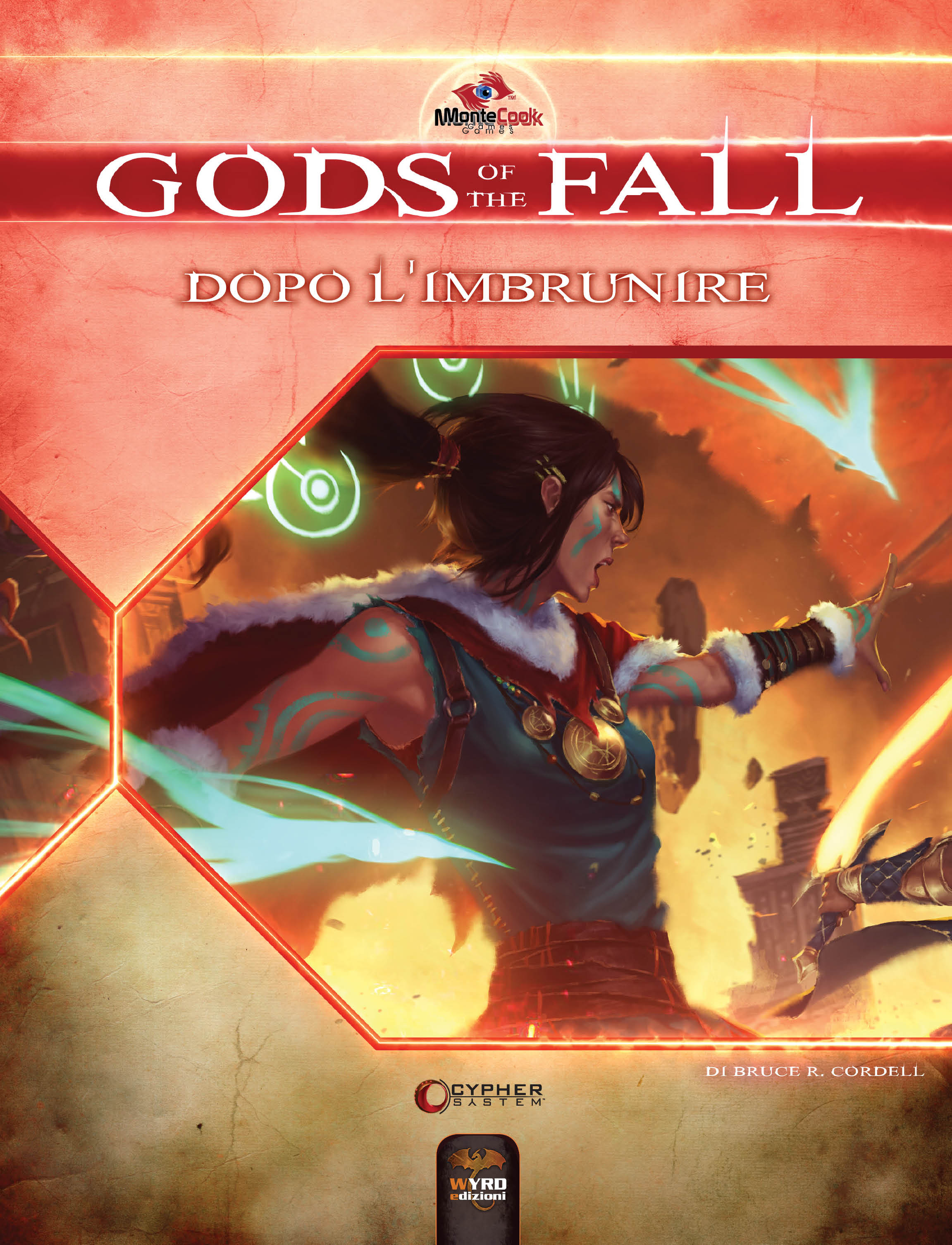GODS OF THE FALL - GLIMMER 12: DOPO L'IMBRUNIRE