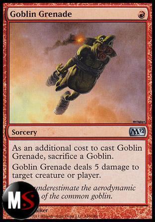 GRANATA GOBLIN - FOIL