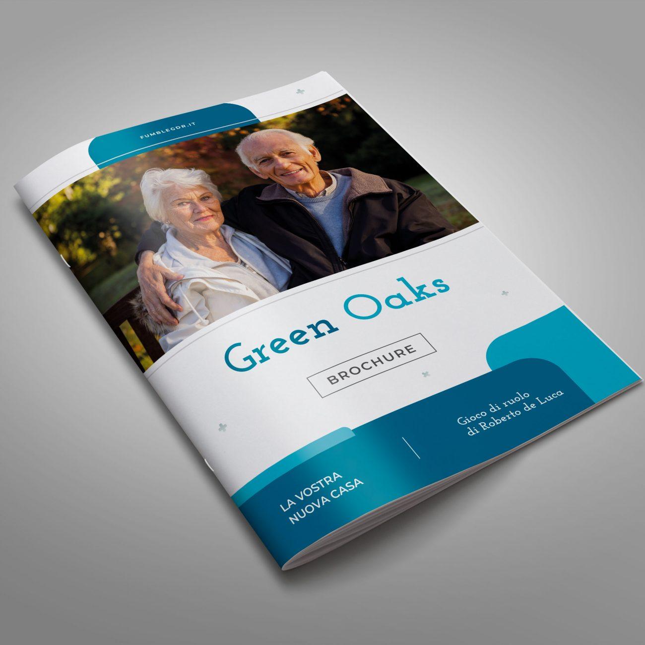 GREEN OAKS - ITALIANO