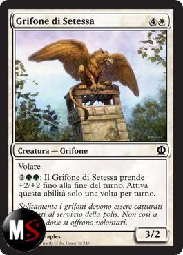 GRIFONE DI SETESSA