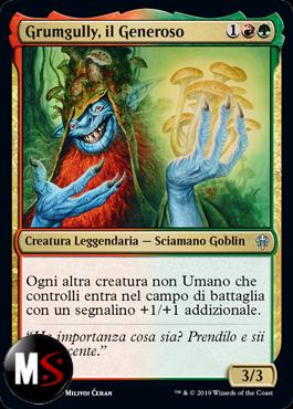 GRUMGULLY, IL GENEROSO - FOIL