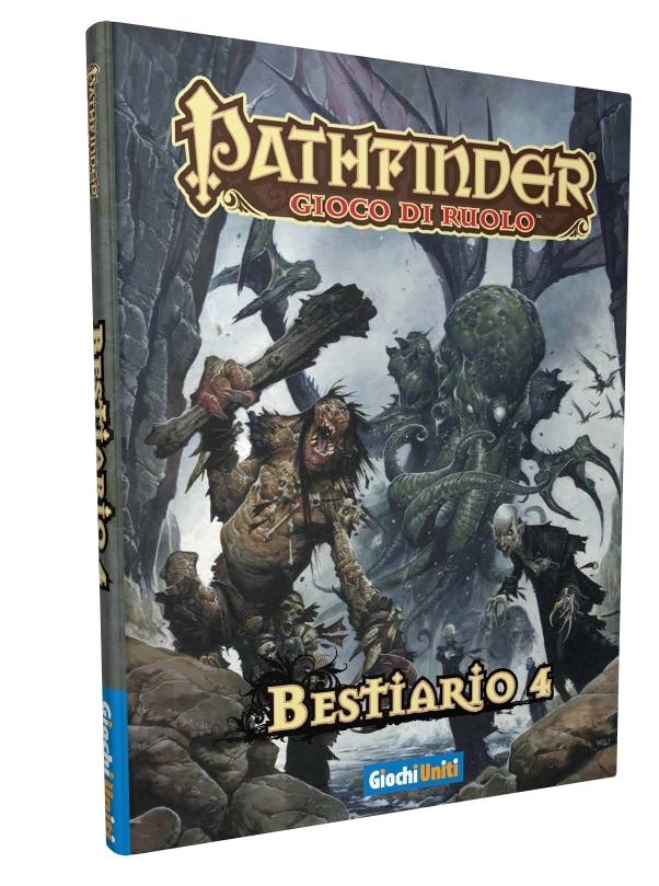 PATHFINDER - BESTIARIO 4