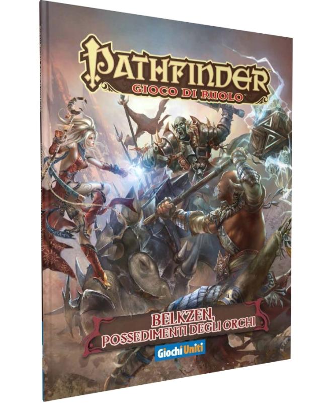PATHFINDER - I POSSEDIMENTI DI BELZKEN