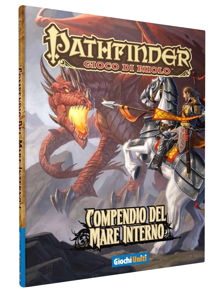 PATHFINDER - COMPENDIO DEL MARE INTERNO VOL.1