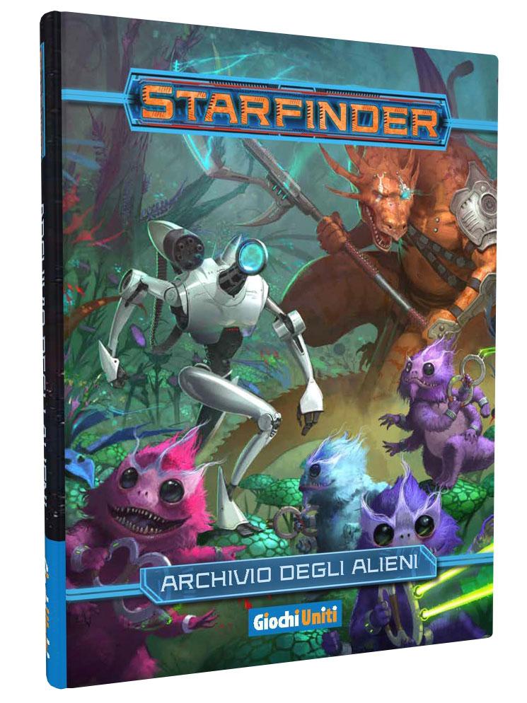 STARFINDER - ARCHIVIO DEGLI ALIENI
