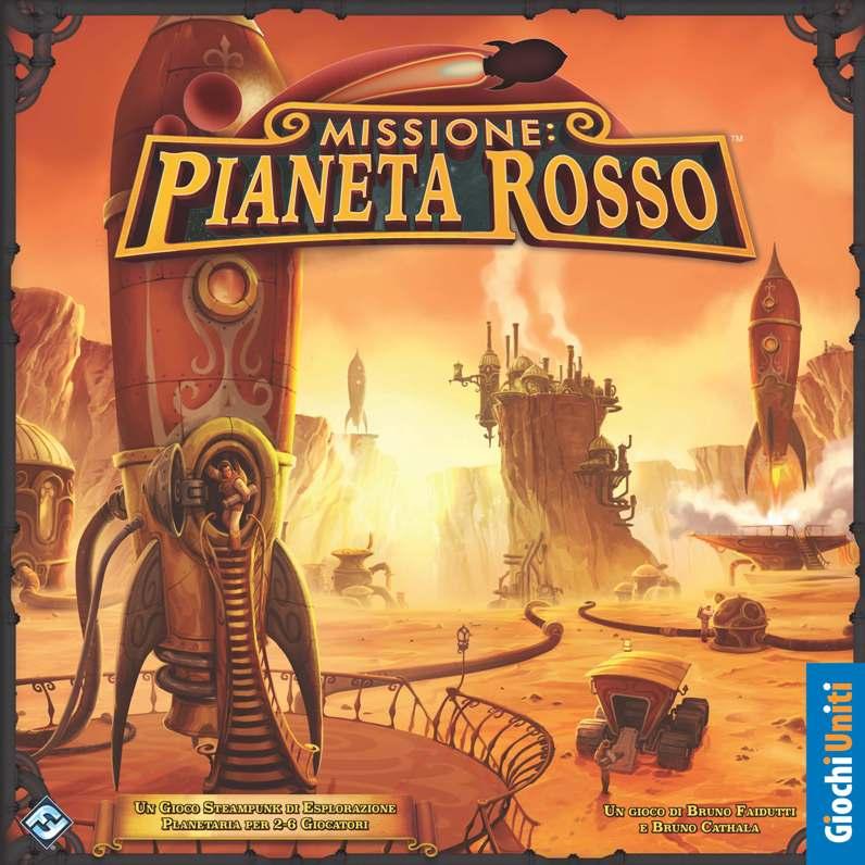 MISSIONE: PIANETA ROSSO