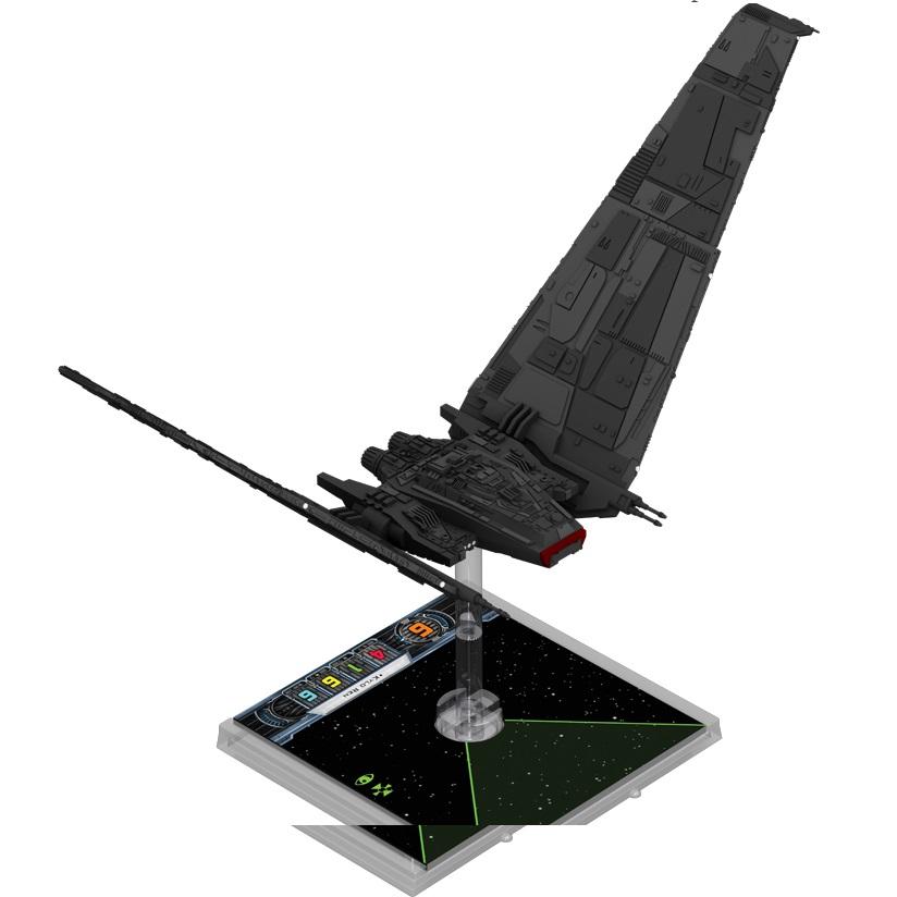 STAR WARS: X-WING - NAVETTA CLASSE UPSILON
