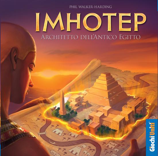 IMHOTEP - ARCHITETTO DELL'ANTICO EGITTO