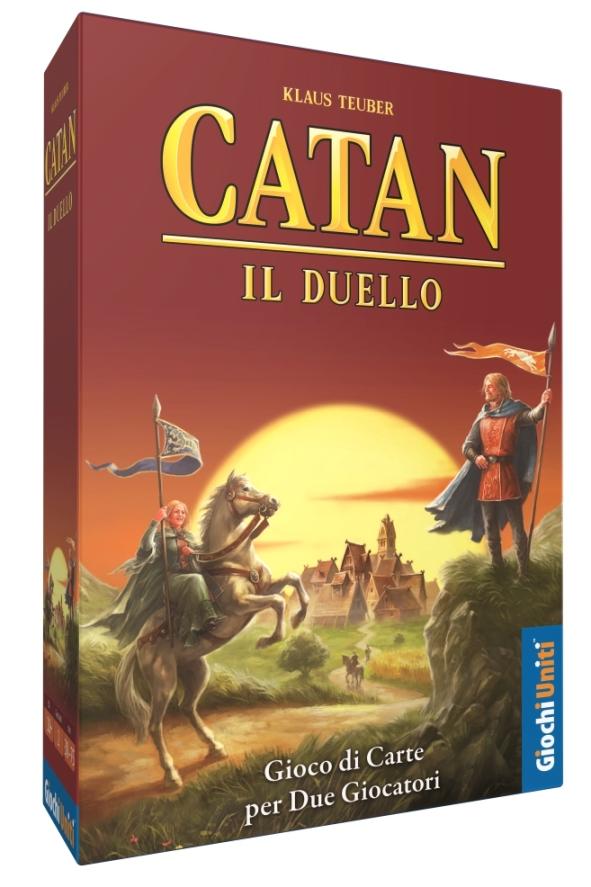 CATAN - IL DUELLO