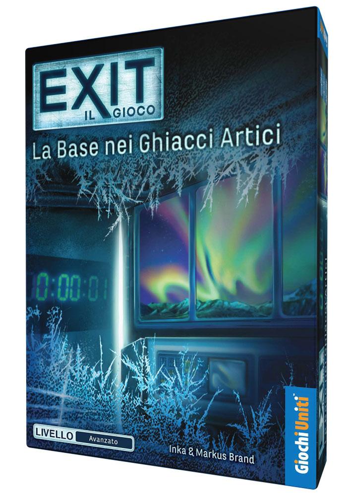 EXIT: LA BASE NEI GHIACCI ARTICI