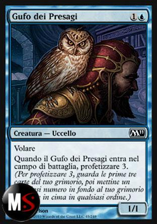GUFO DEI PRESAGI