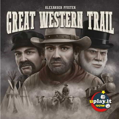 GREAT WESTERN TRAIL - EDIZIONE ITALIANA
