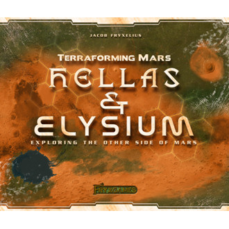 TERRAFORMING MARS: HELLAS & ELYSIUM - ITALIANO