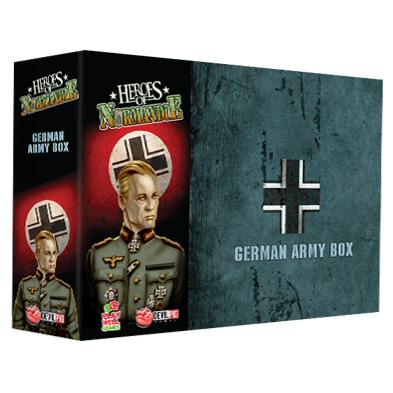 HEROES OF NORMANDIE - ESPANSIONE GERMAN ARMY BOX - ITA