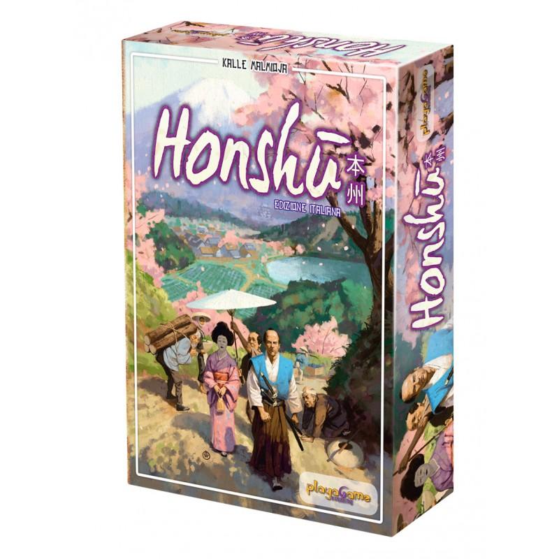 HONSHU - ITALIANO