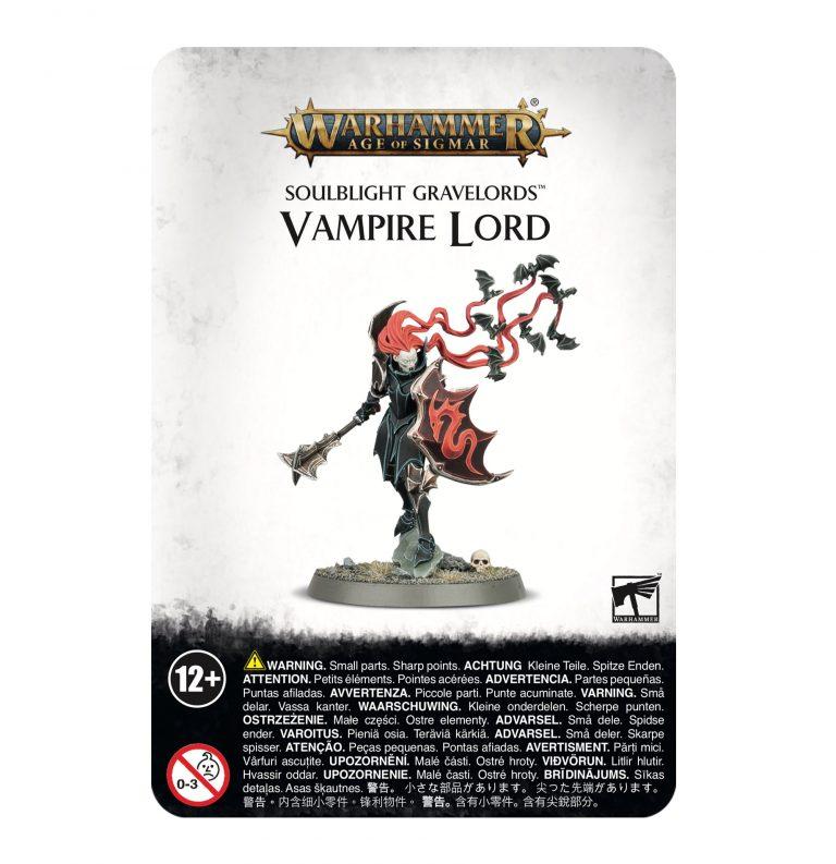 VAMPIRE LORD SUNLIGHT GRAVELORDS